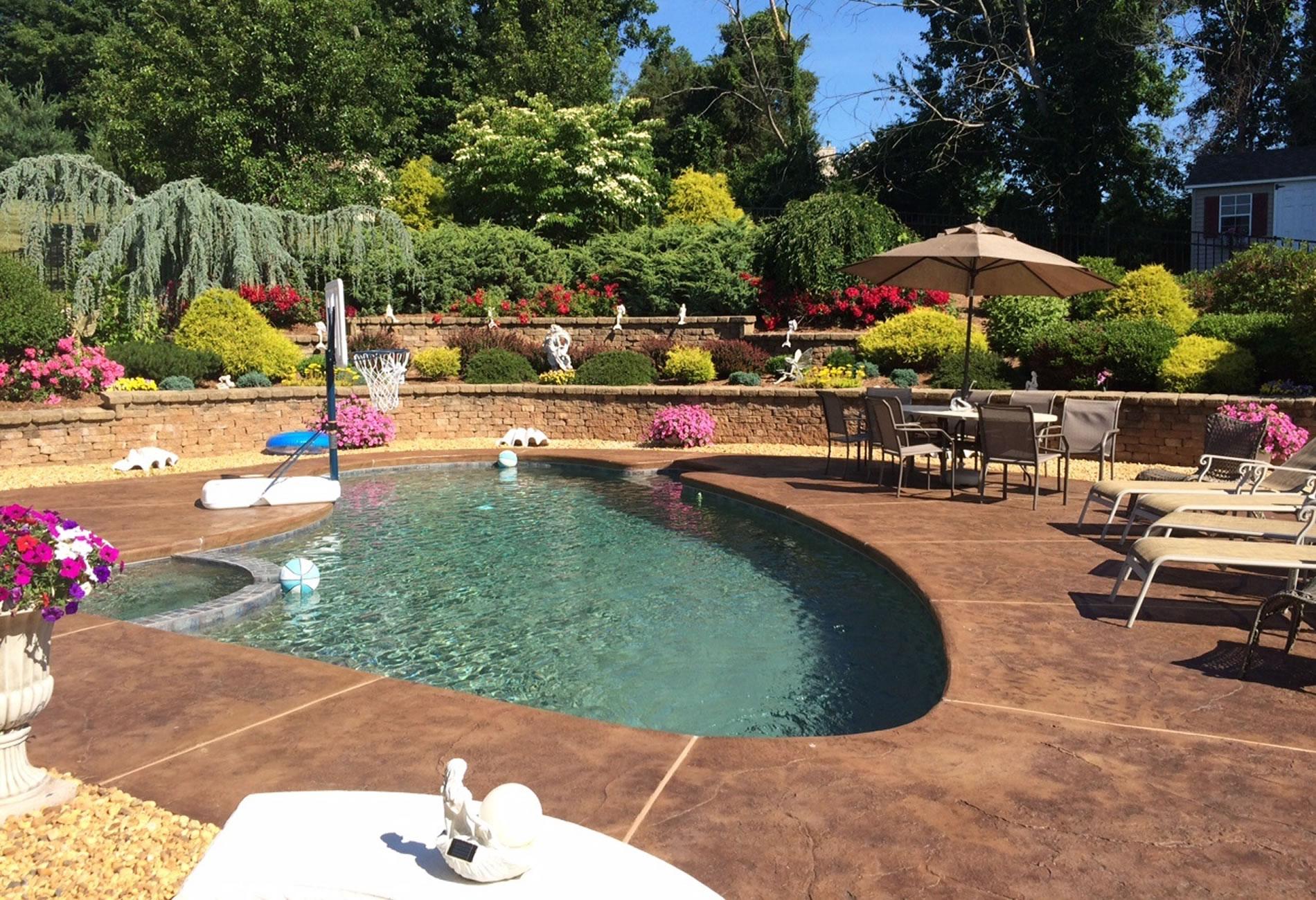 Pool Renovations Ridgefield Ct Pools By Murphy