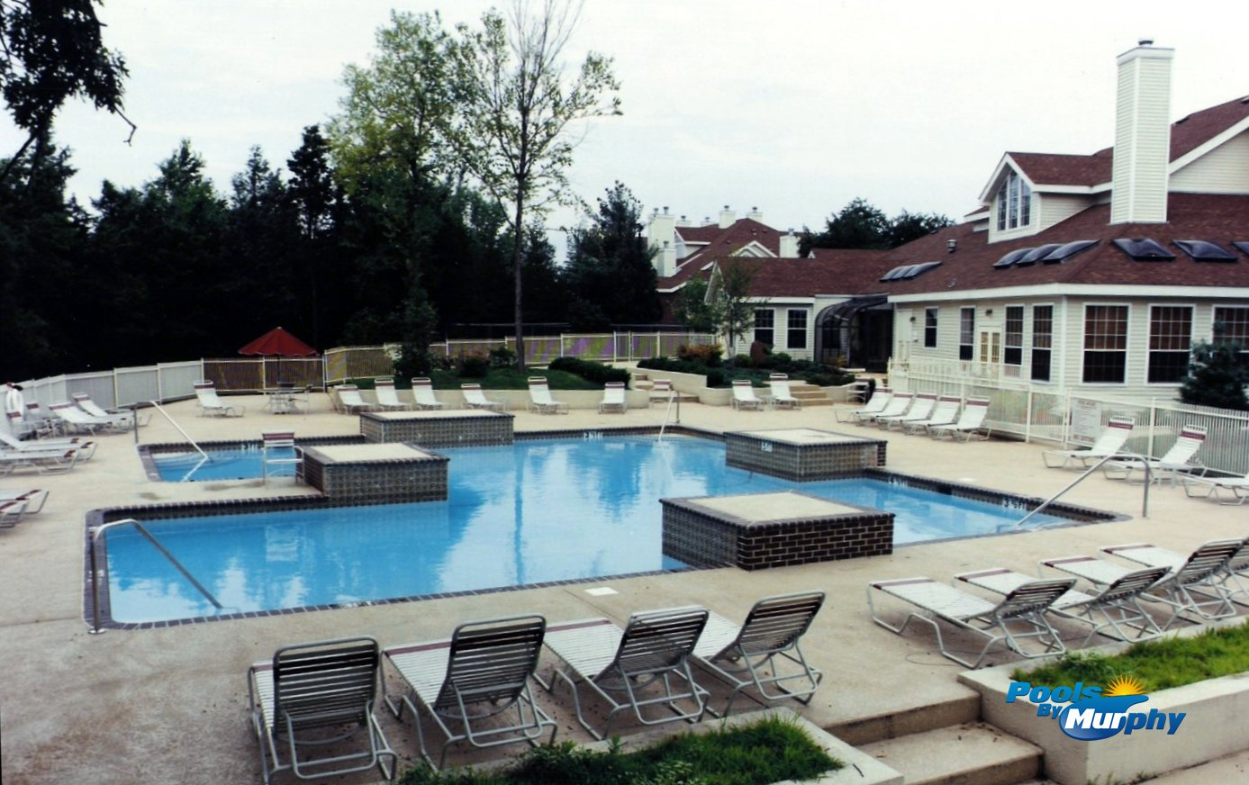 Commercial pool builders fairfield ct pools by murphy for Commercial pools