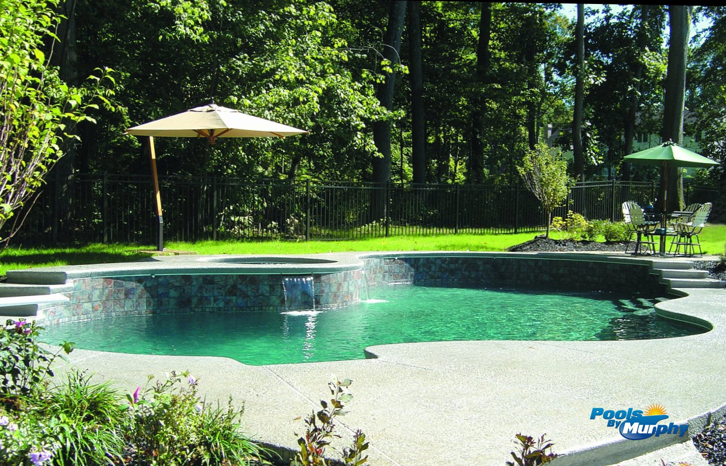 Custom residential pools for Residential pools