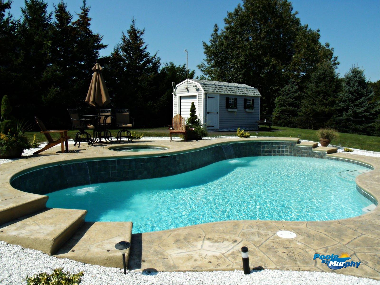 Custom Residential Pools
